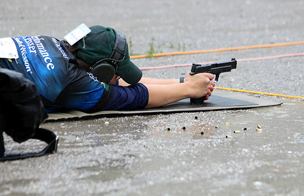 Shots from the 2015 MidwayUSA & NRA Bianchi Cup