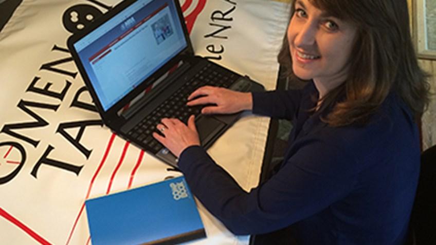New Women's Outdoor News writer attends her first Women On Target clinic