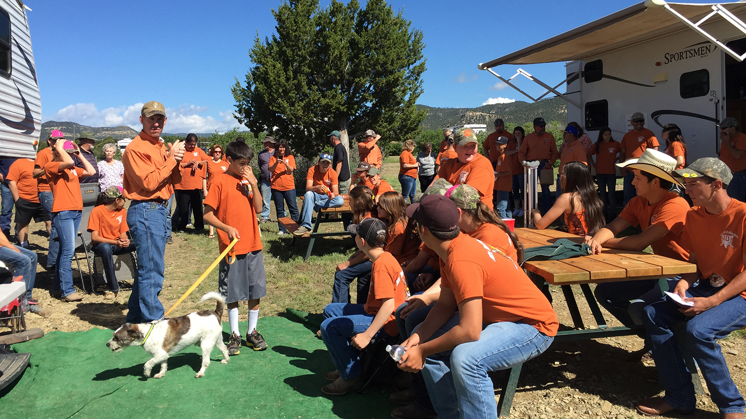 New Mexico Youth Compete for State Hunting Title