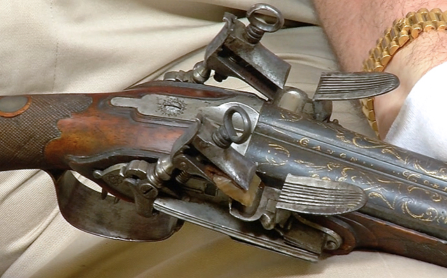NRA Museum highlights Spanish Colonial Rifles on Curator's Corner