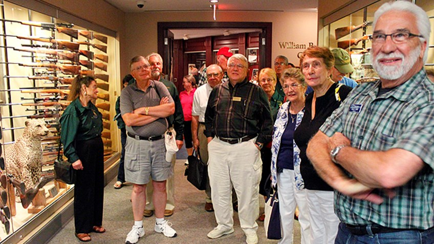 Ohio Gun Collectors Association celebrates 75th Anniversary with trip to NRA
