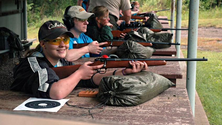 Participation in NRA Women's Program increases by 26% in 2012