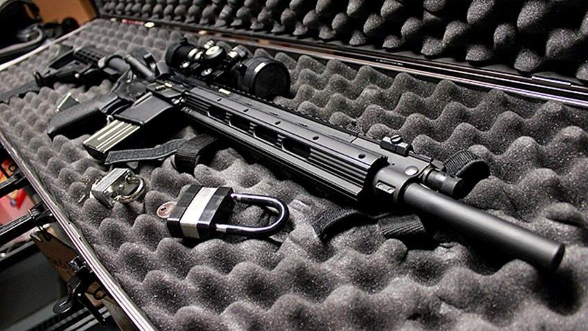 To avoid SAFE Act repercussions, New York member donates rifle to NRA Museum