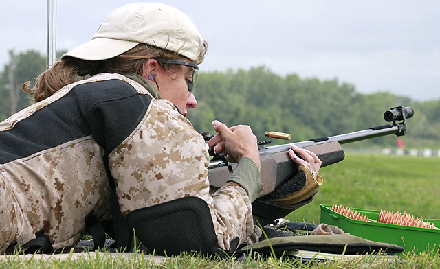 Palma Match to decide NRA's Long Range Rifle Champ at Camp Perry