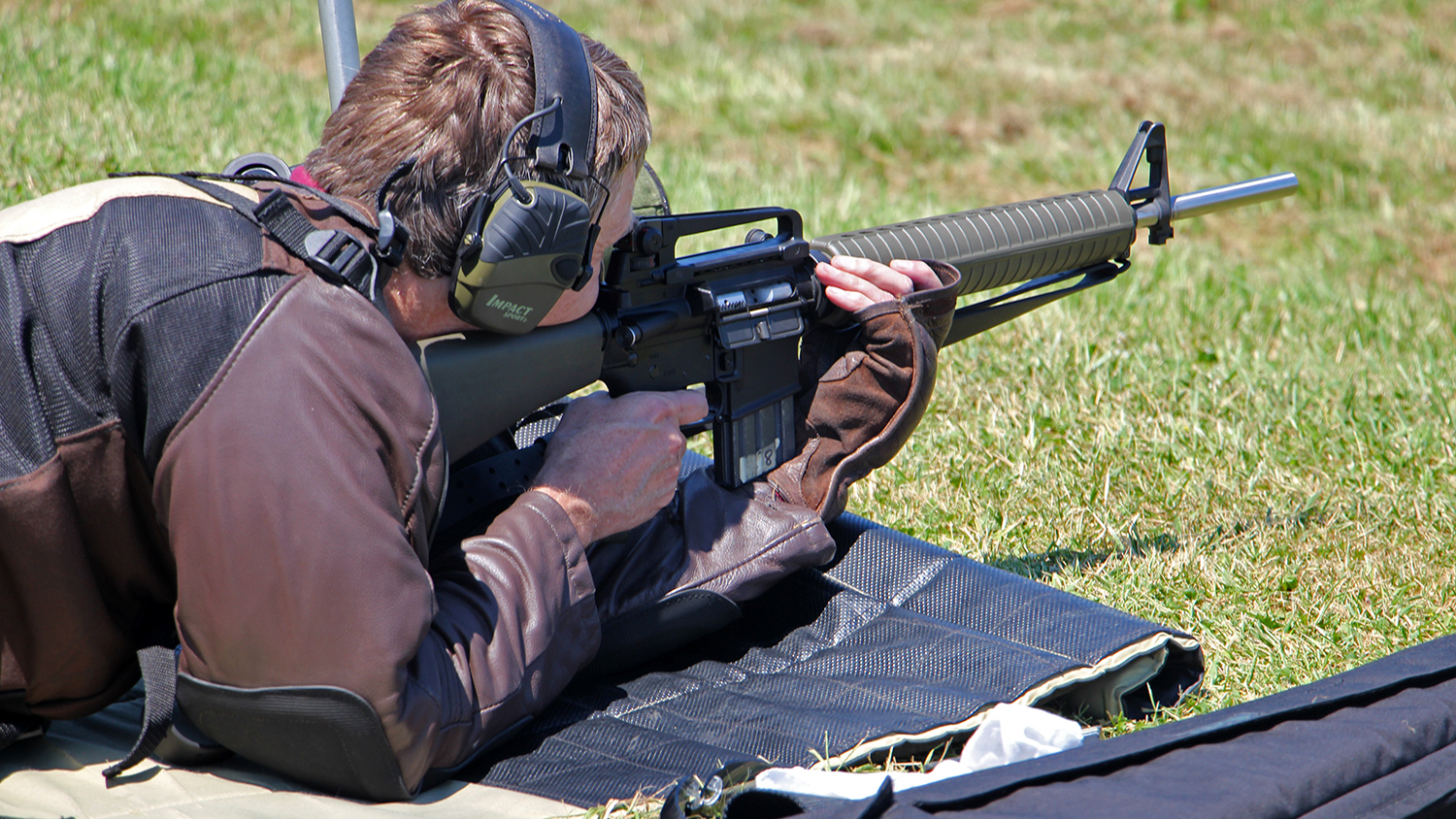 Shots from the 2015 NRA National High Power Rifle Championships