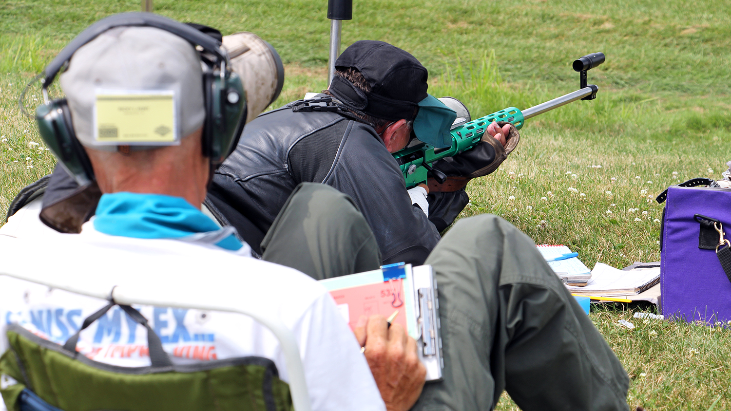 Shooters Stretch Out for NRA Long Range Championships
