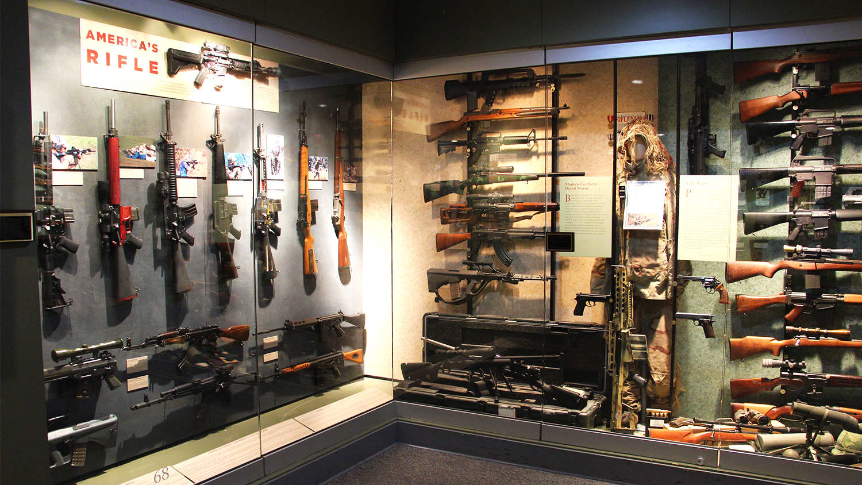 Explore the Evolution of America's Rifle