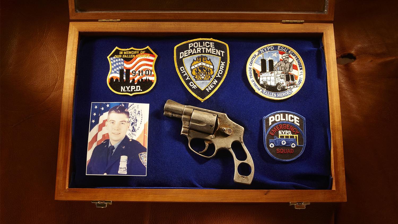 Gun Of The Day: 9/11 Revolver