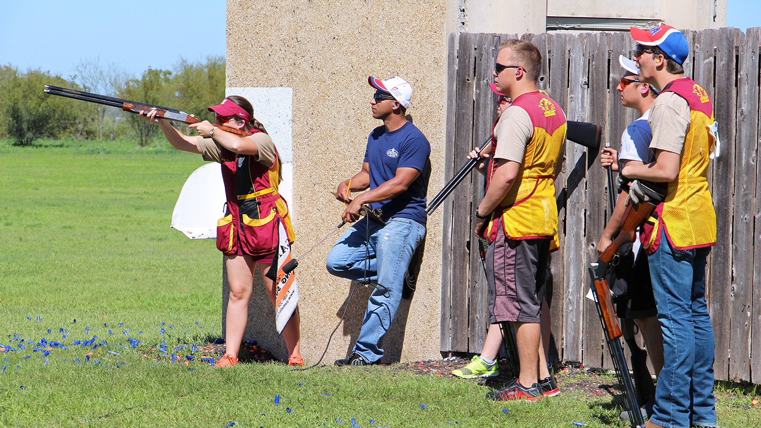 Shooting Sports Continues To Draw Young Talent