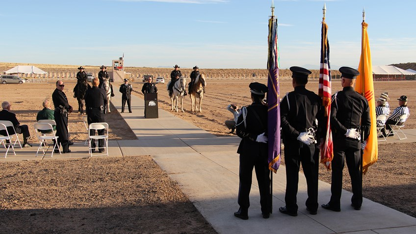 Albuquerque Hosts 2015 National Police Shooting Championships