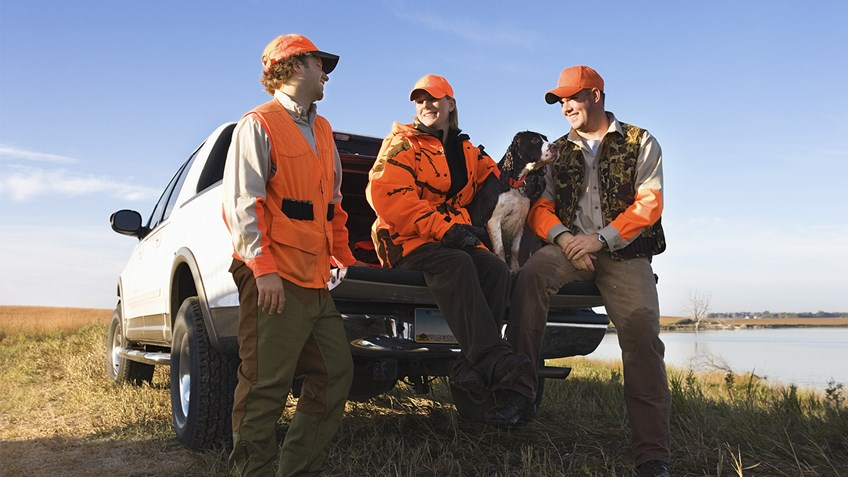 So You're Wondering What To Wear On A Hunt...