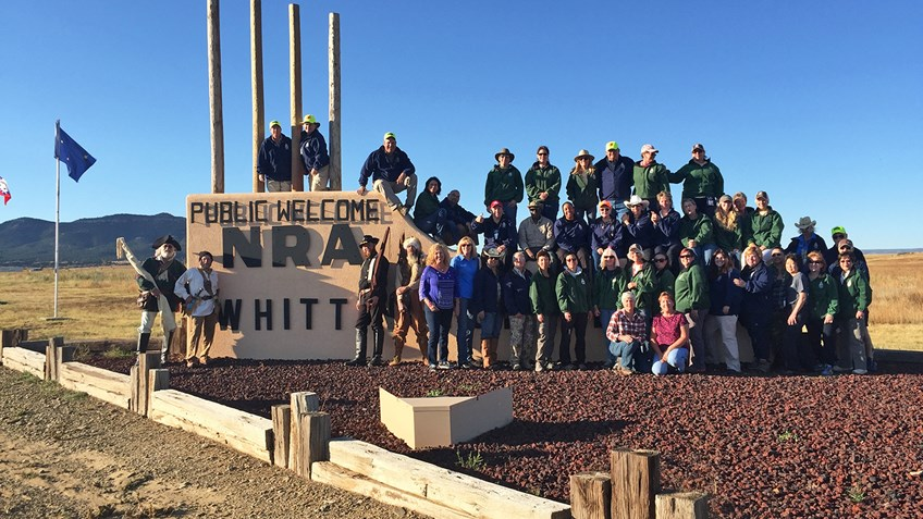 The NRA Women's Wilderness Escape Is The Experience Of A Lifetime