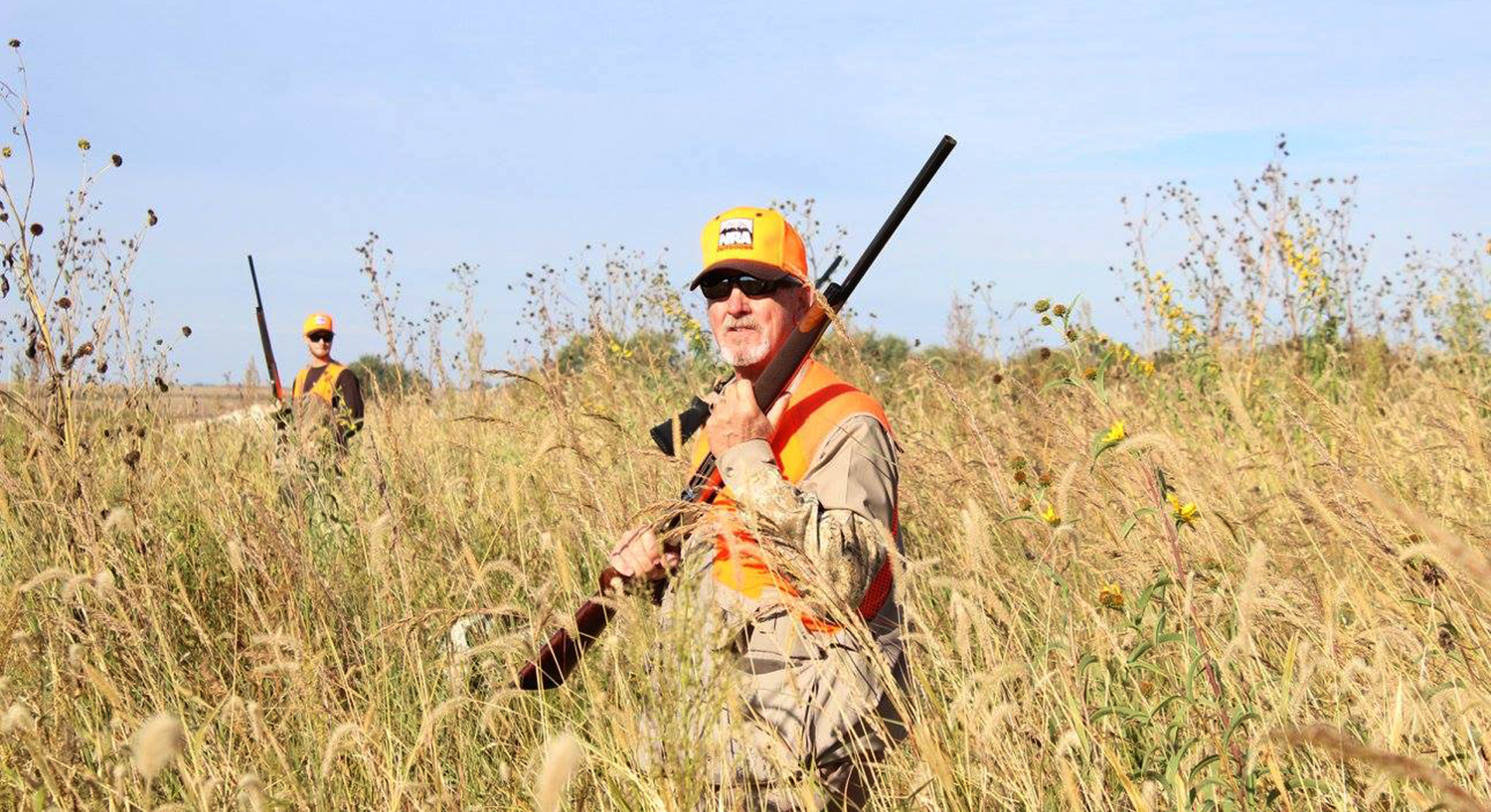 Upland Bird Hunting With NRA Outdoors