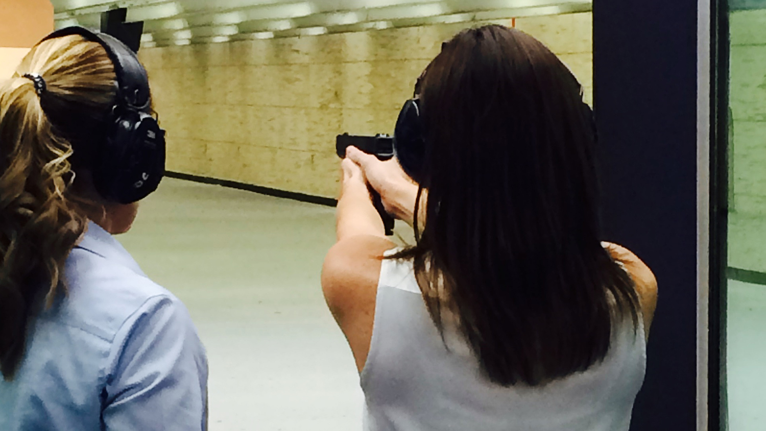 Lessons From the Gun Range - With Love From A Beginner