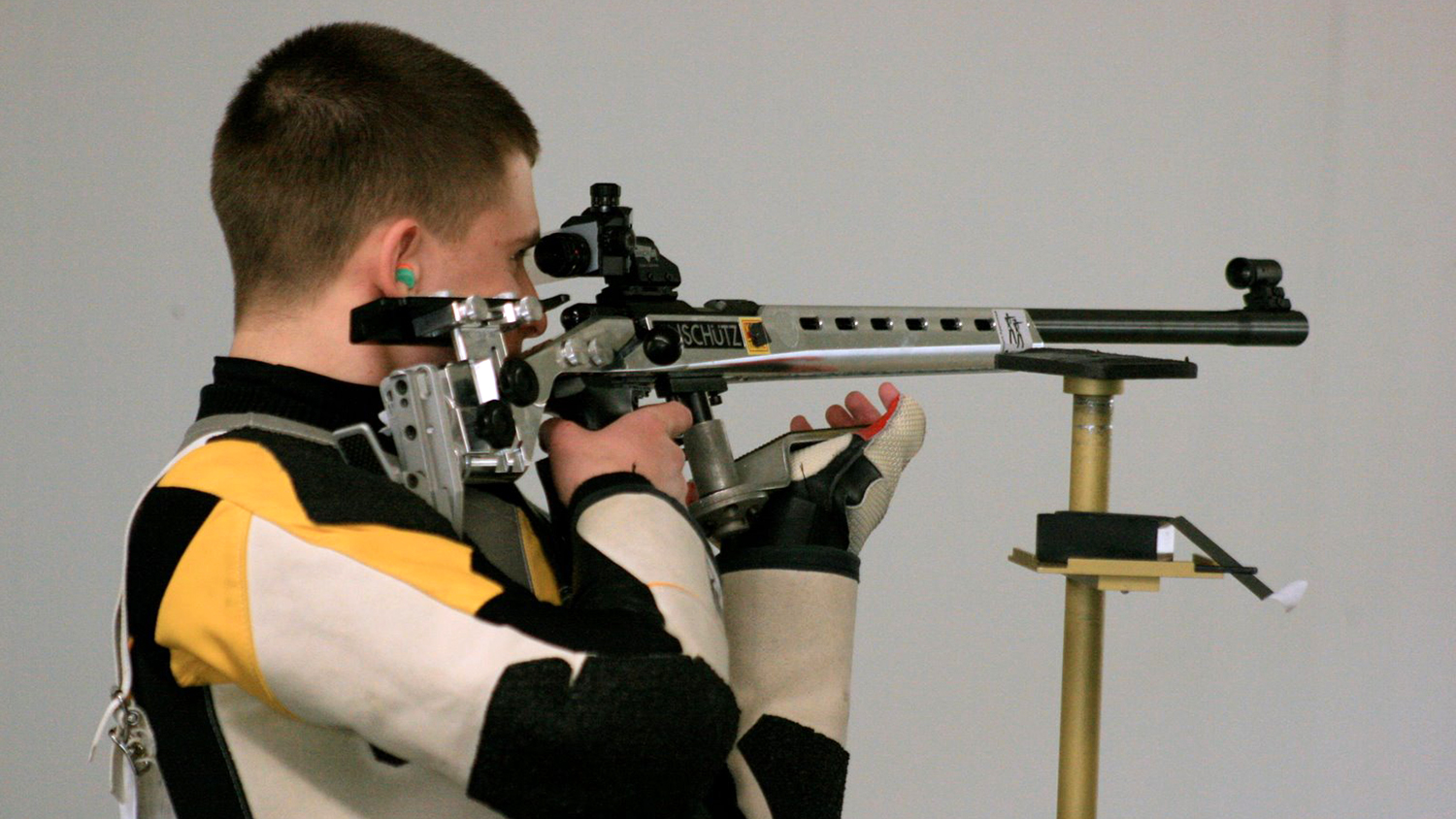 Joins Us For The 2016 NRA National Indoor Championships