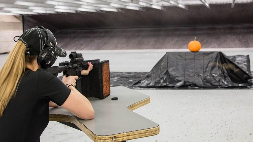 The Great Pumpkin Shooting Challenge