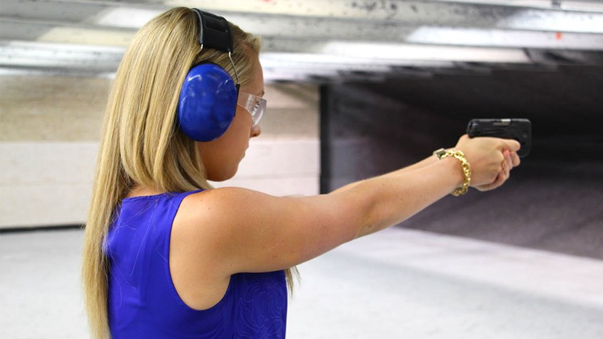 Yes, I'm a Girl and I Shoot Guns