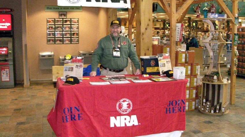 Become an NRA Recruiter today