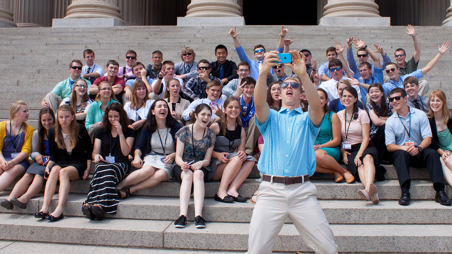 High schoolers: Apply now for the 2016 Youth Education Summit