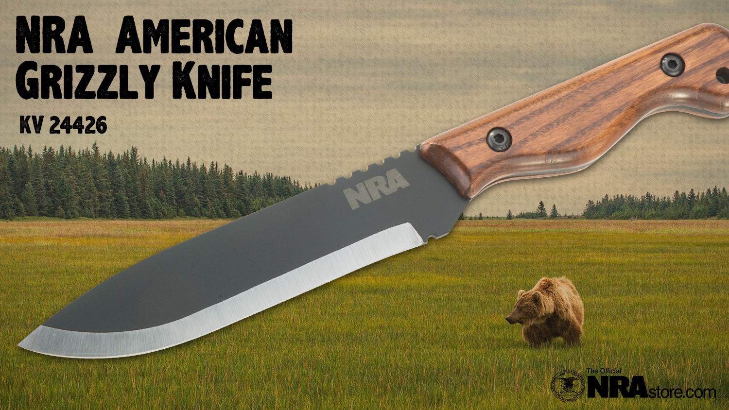 The NRAStore's American Grizzly
