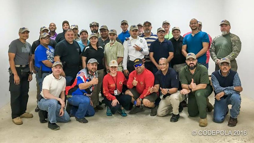 NRA Training in Puerto Rico