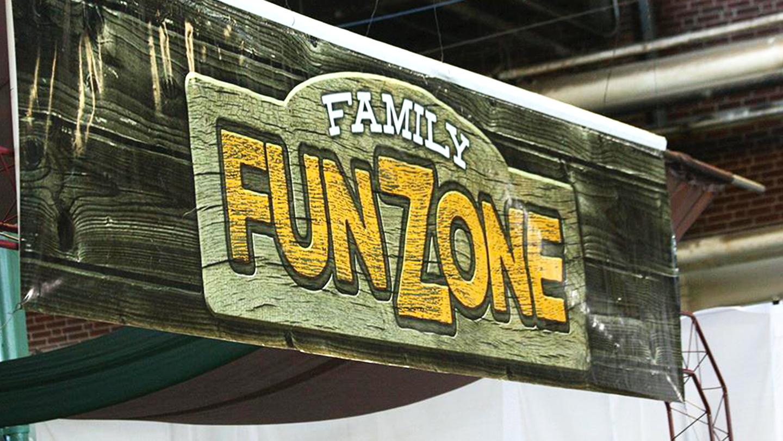 Sunday Family Fun Day