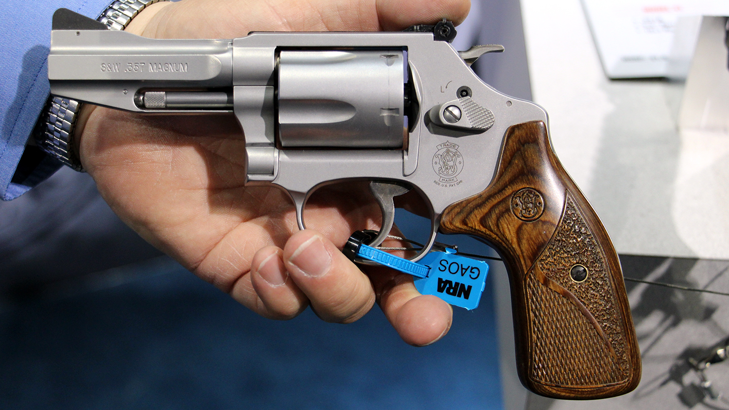 Revolvers For First Time Shooters