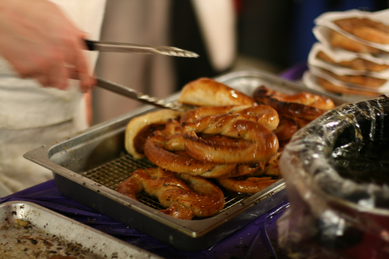 What's There to Eat at the Great American Outdoor Show?