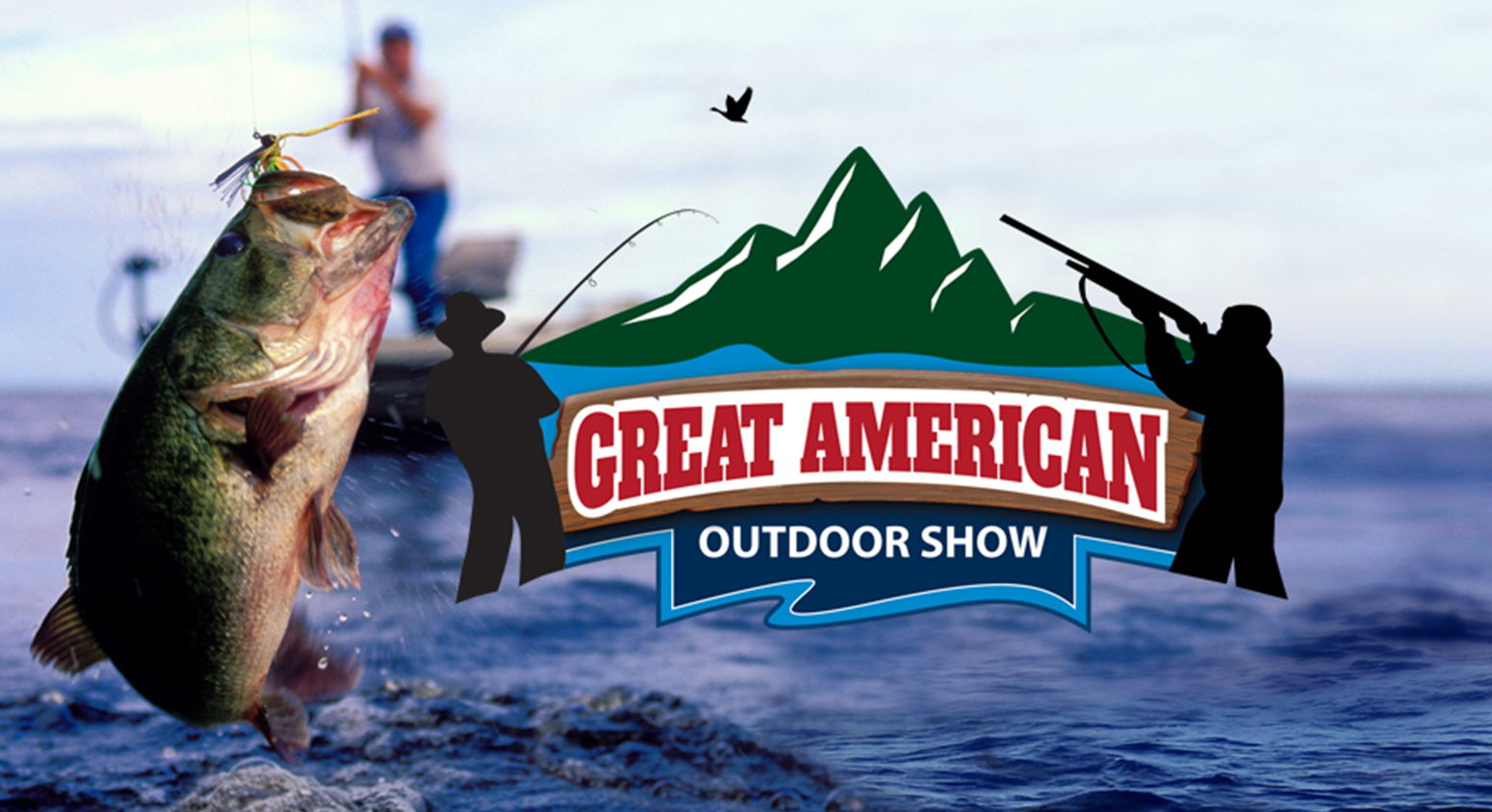 Great American Outdoor Show Events for Sunday February 14