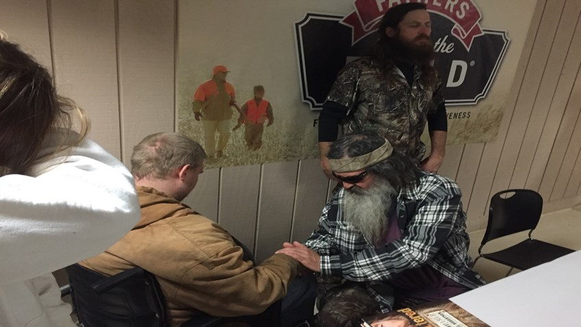 Phil Robertson's UnMuzzled From The Heart