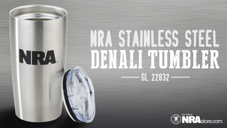 NRA Store Product Highlight: Denali Tumbler