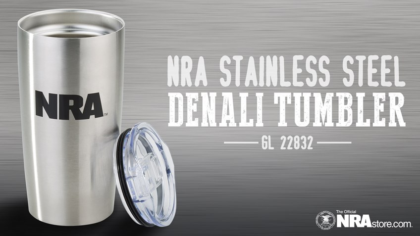 NRA Store Product Highlight: Denali Tumbler