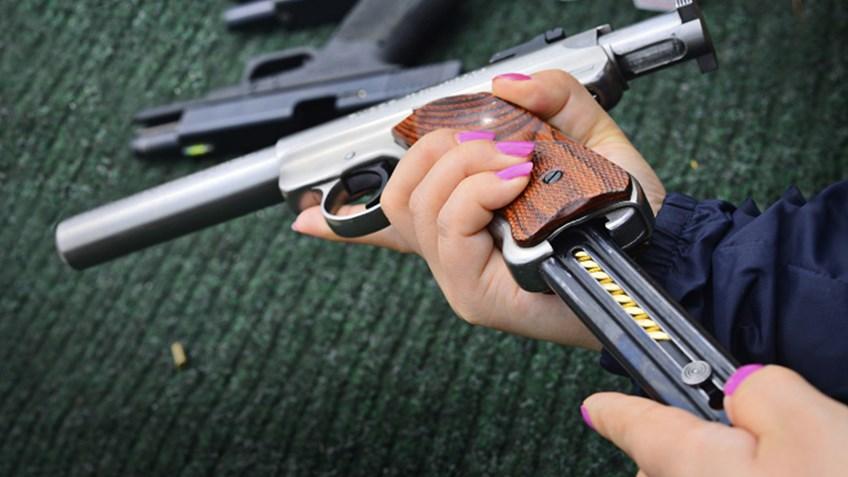 Dear Cosmopolitan, Sincerely A Good Woman With A Gun