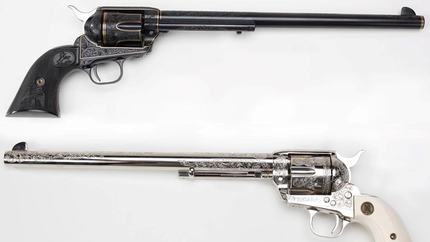 Gun of the Day: Buntline Colts
