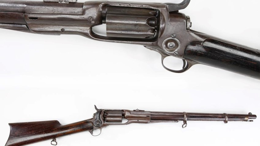 Gun of the Day: Colt Revolving Carbine