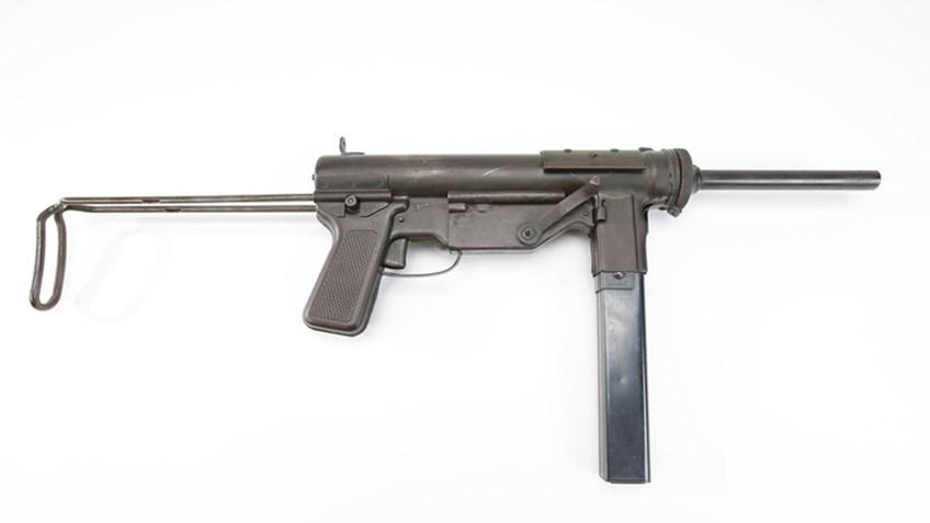 Gun of the Day: The Grease Gun