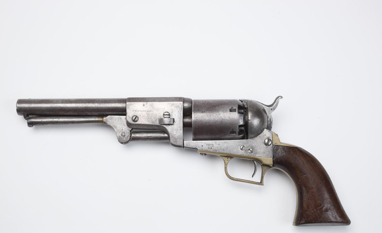 Gun of the Day: Colt Second Model Dragoon Revolver