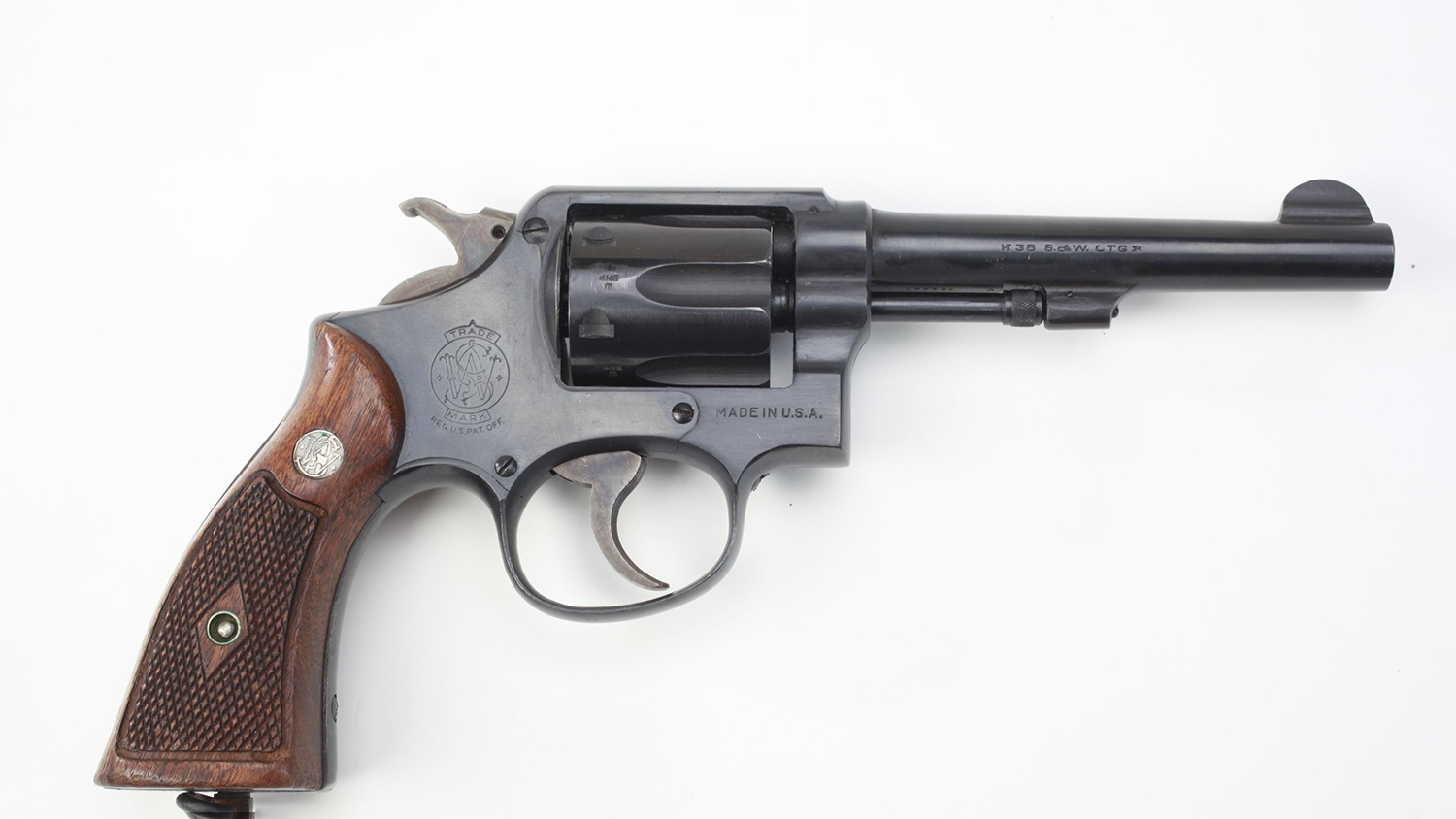 Gun of the Day: Smith & Wesson Victory Model Revolver