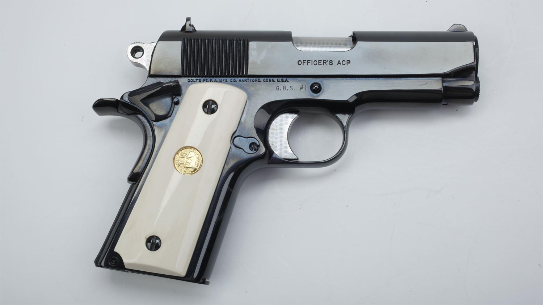 Gun of the Day: Colt Officer's Pistol