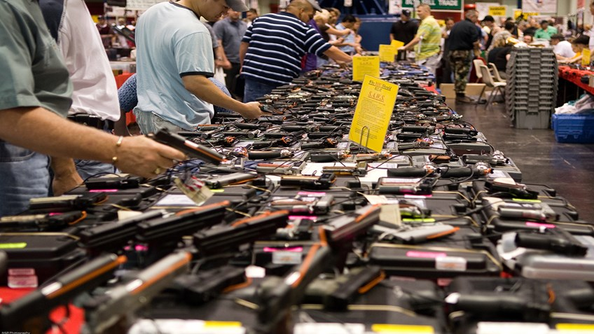 Buying and Selling a Firearm: Gun Shows