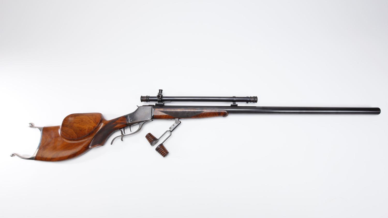 Gun of the Day: Winchester-Schoyen M1885 Rifle