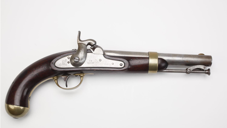 Gun of the Day: Aston Percussion Pistol
