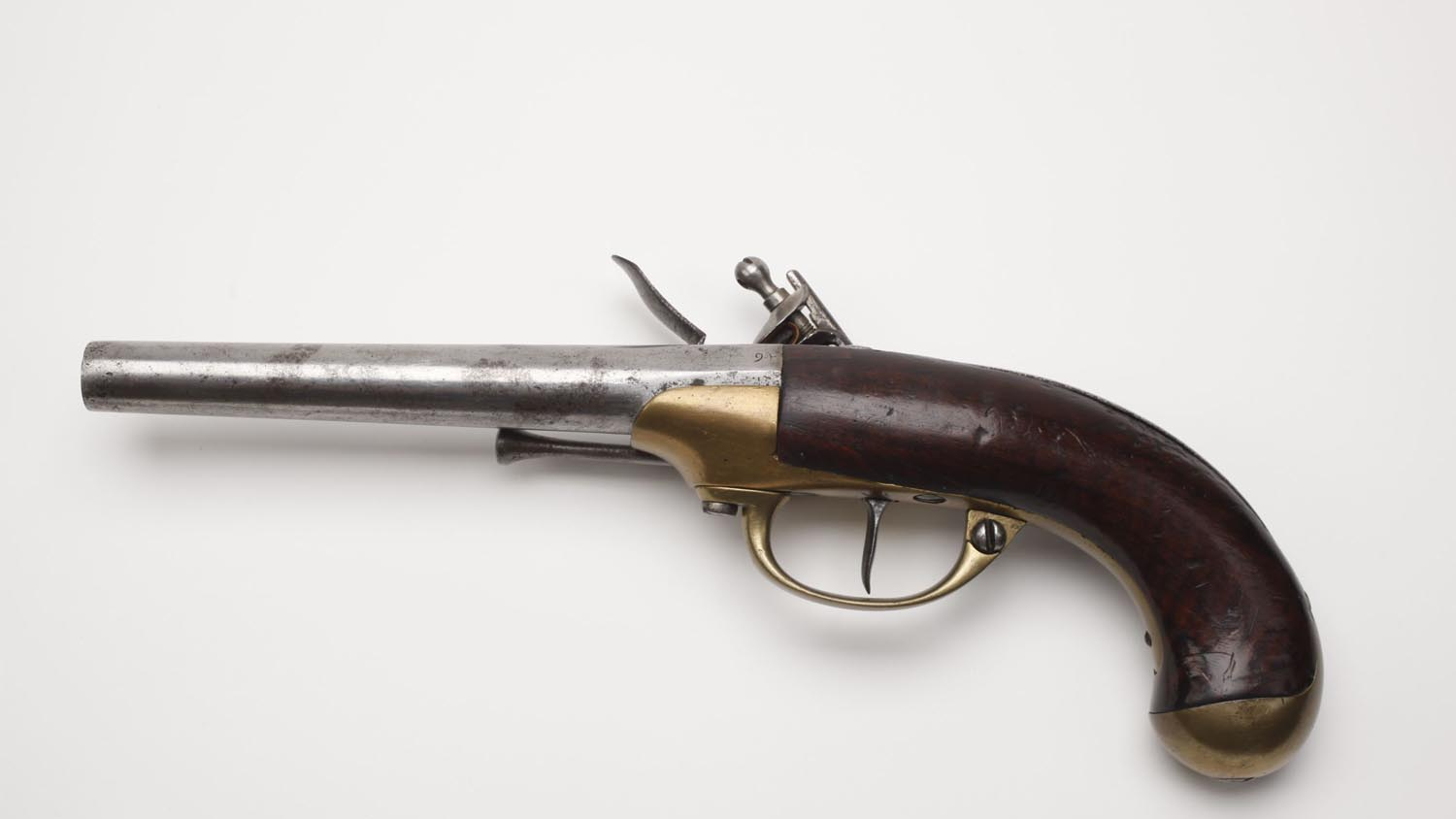Gun of the Day: French St. Etienne Pistol