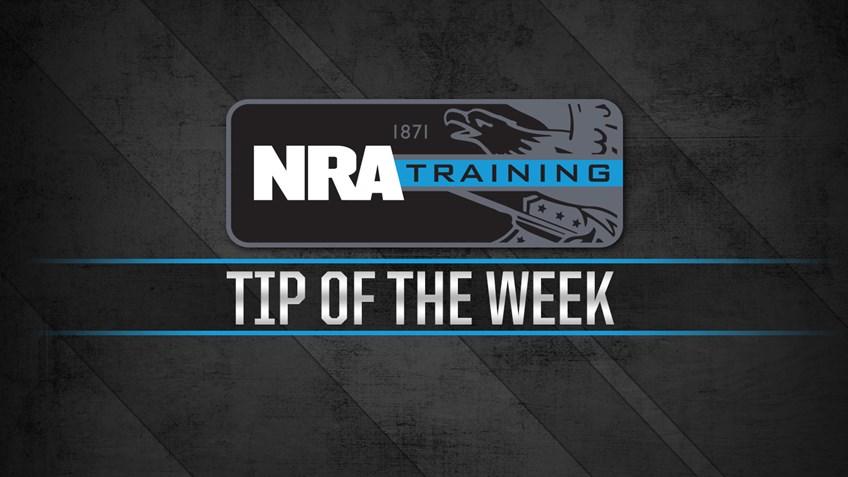 Training Tip: Speed Reload