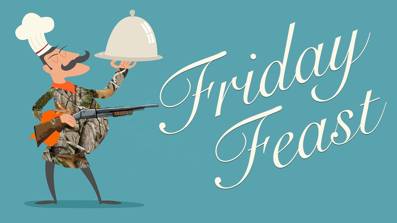 """Friday Feast: """"Stuff Anything"""" Wild Turkey Tenderloin"""