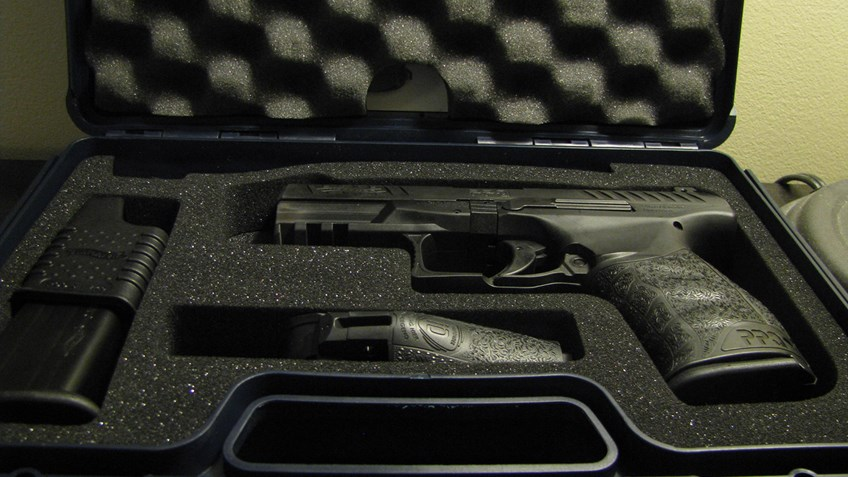 Buying and Selling a Firearm: Giving Someone A Gun