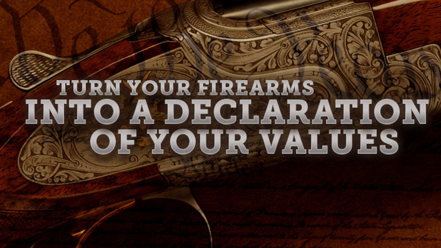 How Donating Your Firearm Can Help The NRA