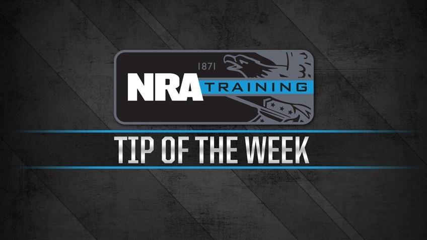Training Tip of the Week: Tac Reload