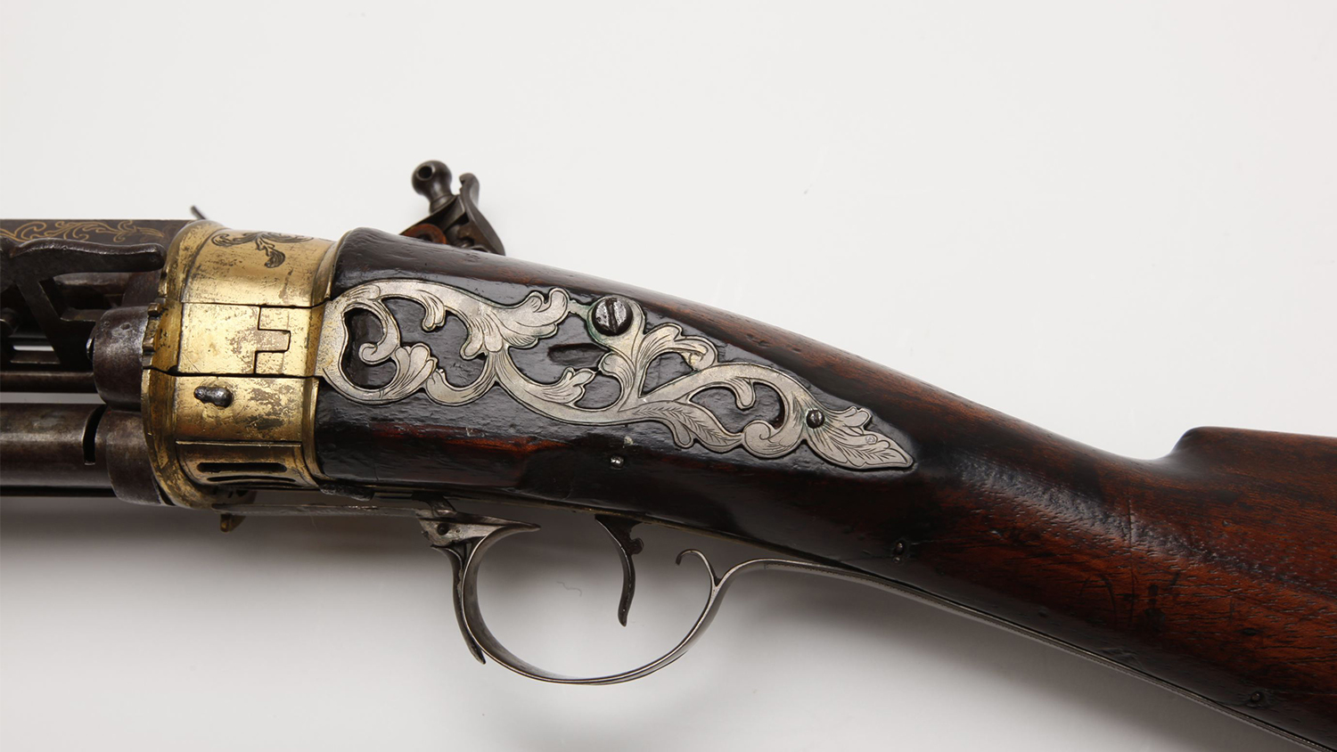 A Brief History of Firearms: The Percussion System
