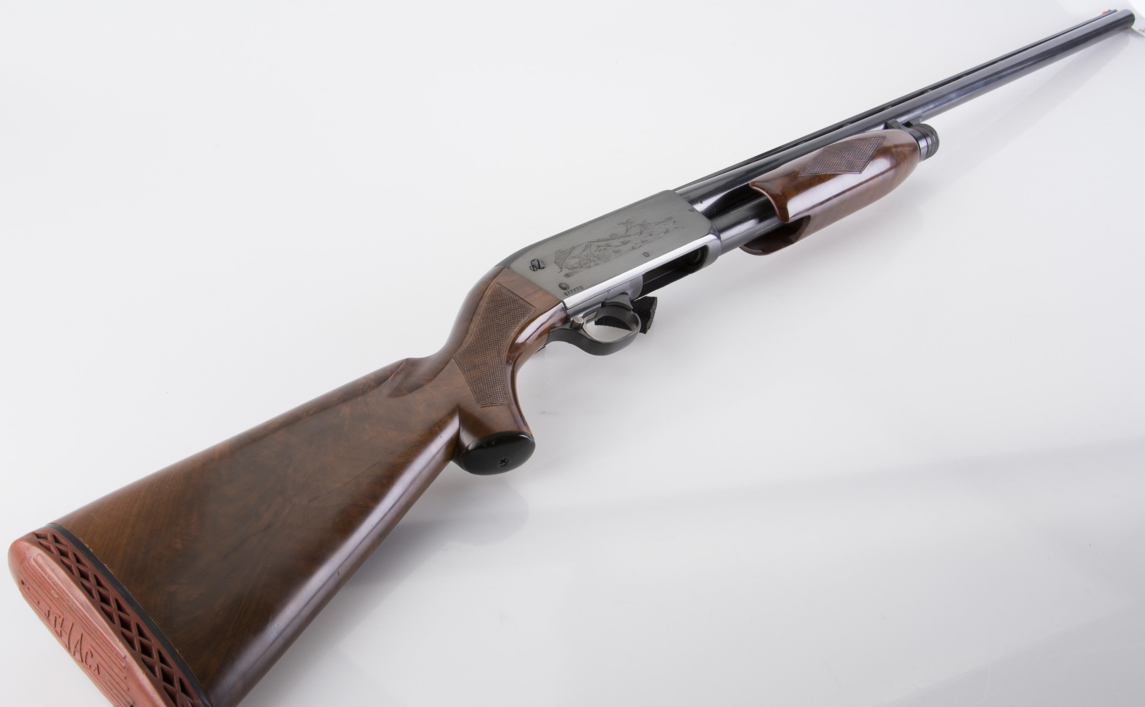 What Happened When I Used My Husband's Shotgun